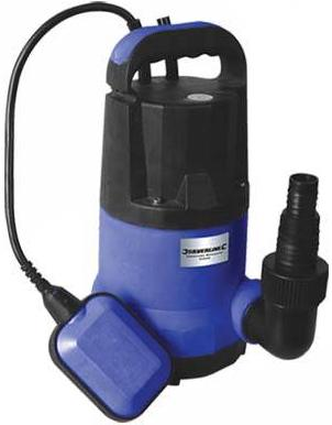 Silverline - 400W SUBMERSIBLE WATERPUMP - DISCONTINUED - 665998