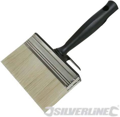 Silverline - 125MM SHED & FENCE BRUSH - 719775