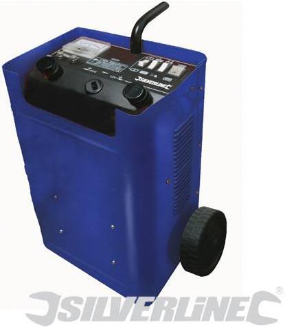 Silverline 634004 12 V filet chargeur 500 mA