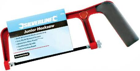Silverline - HEAVY DUTY JUNIOR HACKSAW - 79431