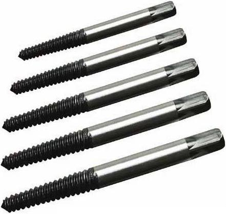 Silverline - SCREW EXTRACTOR SET (5PCE) - DA70