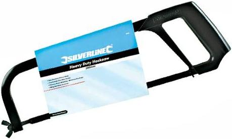 Silverline - 300MM HEAVY DUTY HACKSAW - SW30