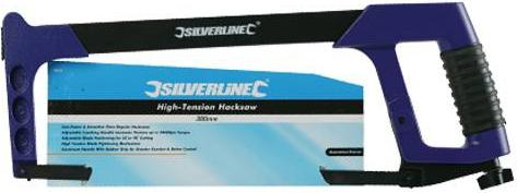 Silverline - HIGH TENSION HACKSAW - SW31