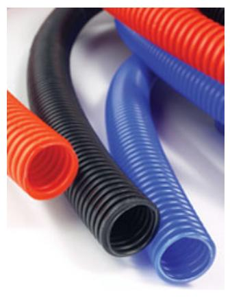 Conduit Pipe - 22mm x 25m Black - 22BLKCON-25C