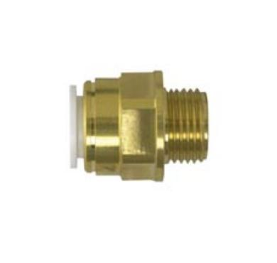 "Male Coupler - 15mm x 1/2"" BSP - 22MC(3/4)"