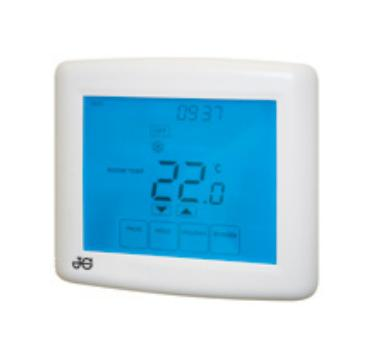 Touchscreen Programmable Room Thermostat - DISCONTINUED - JGSTAT/TS/V3