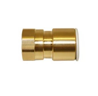 "Female Coupler - Tap Connector - 22mm x 3/4"" - MW452216N"
