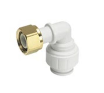 "Bent Tap Connector - 10mm x 1/2"" - PEMBTC1014"