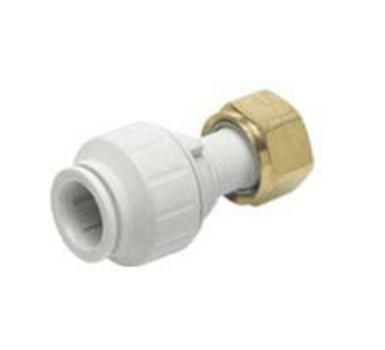 "Straight Tap Connector - 10mm x 1/2"" - PEMSTC1014 - DISCONTINUED"