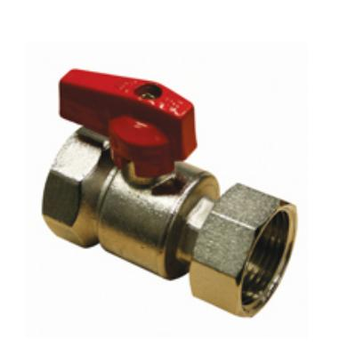 Manifold Ball Valve - Red - SPUFH7