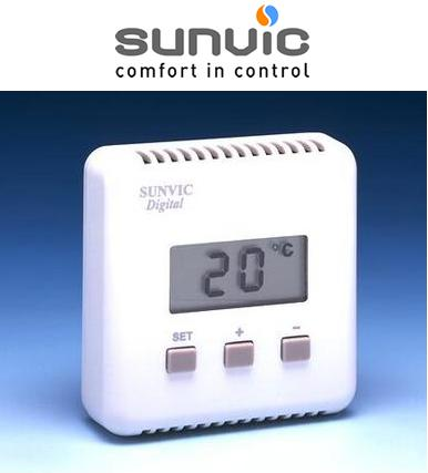 Sunvic Digital Room Thermostat TLX7501 - DISCONTINUED
