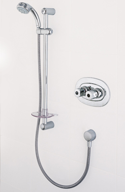 Trevi Therm Thermostatic - Built in (Chrome)