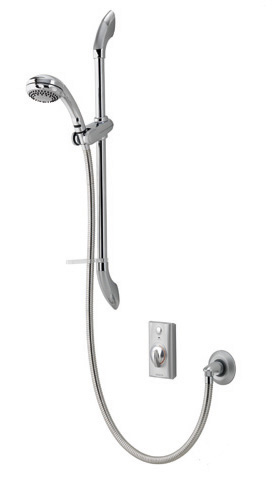 Aqualisa Visage Digital Concealed Shower - Gravity System