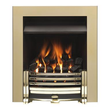 Valor Bramford Airflame Manual Pale Gold - 0505561