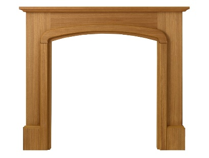 Valor Calista Surround Oak 05070B1 - 109777OK