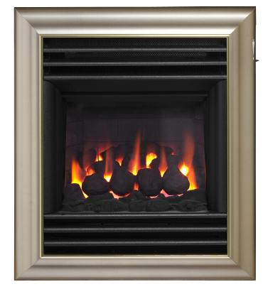 Valor Homeflame Harmony High Efficiency (HE) Coal - Champagne - 109791CH