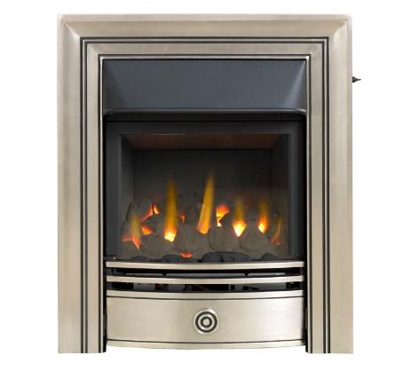 Valor Classica Full Depth Homeflame Pewter - 05961W1