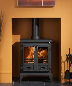 Valor Baltimore Solid Fuel Stove  - 109921