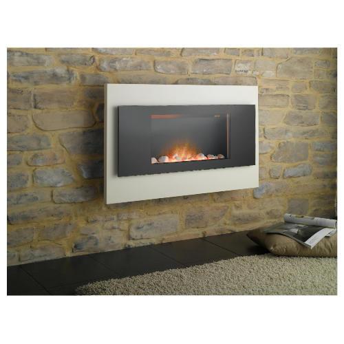 Valor Adage Electric Fire - Chrome - 143238CP, Valor Blenheim Electr