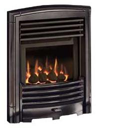 Valor Petrus Homeflame High Efficiency (HE) Inset - Chrome - 109981CP