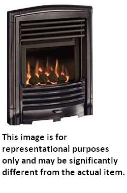 Valor Petrus Homeflame High Efficiency (HE) Inset - Silver - 109981SR