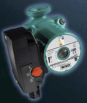 Wilo Domestic Pumps - WILO-SMART A - DISCONTINUED