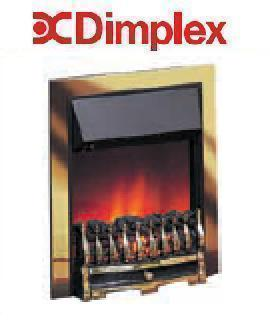 Dimplex Wynford Antique Brass - WYN20AB