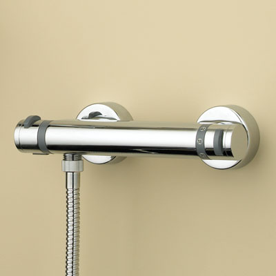 Bristan Artisan Thermostatic Bar Shower Fast Fit Connection - AR SHXVOFF C - ARSHXVOFFC - DISCONTINUED