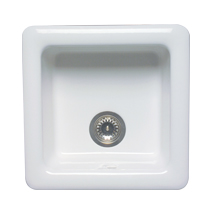 The Kitchen Works Square Bowl Sink - B76355