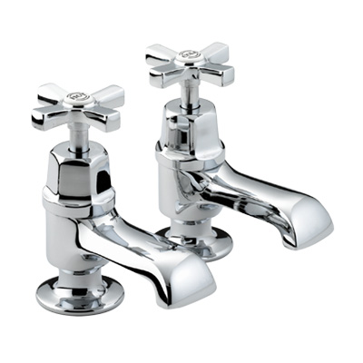 Bristan Art Deco Bath Taps - D 3/4 C - D3/4C - DISCONTINUED