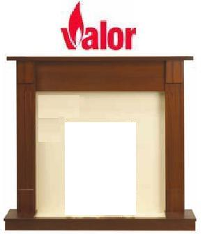 Valor Durham Mahogany/Cream