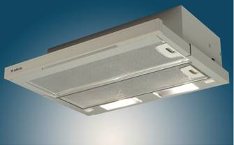 Elica Elislim Built In Slide Away 60 Cooker Hood - SOLD-OUT!!