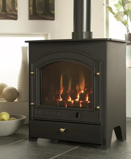 FLAVEL Peldon Gas Stove - Manual with Powerflue - DISCONTINUED  - 109747