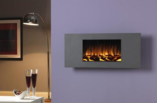FLAVEL Marino XL (Electrical Fire) - Graphite Grey - 143873GG