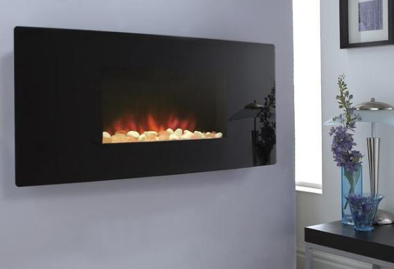 FLAVEL Accent Curved (Electrical Fire) - 143877
