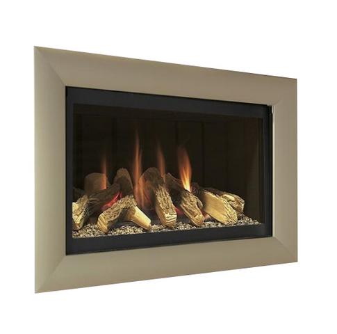 FLAVEL Jazz HITW Gas Fire Black/Champagne - FJZL03RN - SOLD-OUT!!