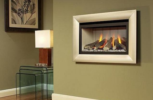 FLAVEL Jazz HITW Gas Fire Cream/Champagne - FJZLX3RN - DISCONTINUED
