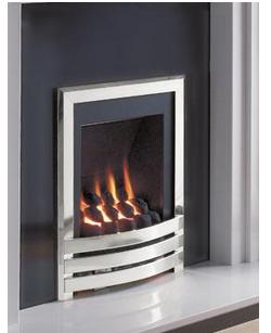FLAVEL Windsor Contemporary Coal Brass - 109703BS