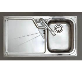 Astracast Lausanne 1.0B Left Hand Drainer Sink - G12289