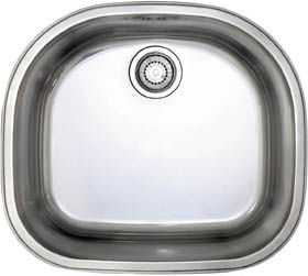 Astracast Sink Opal D1 Arched Bowl Kitchen Sink - G12904