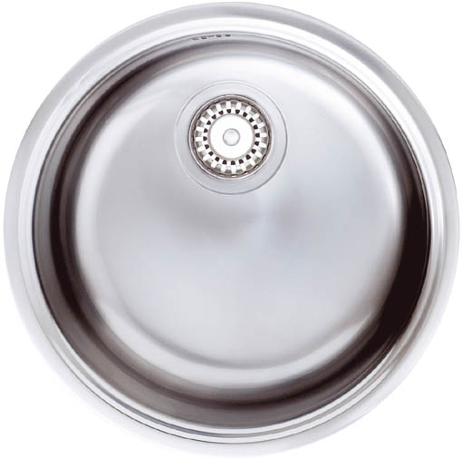 Astracast Onyx Round Bowl Inset Kitchen Sink Pack - G12964