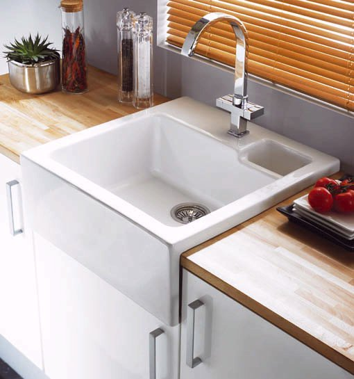 Astracast Canterbury 1.5B Sit - In Ceramic Sink White - G12971 - DISCONTINUED