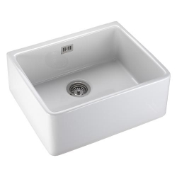 Leisure Sink Belfast Ceramic Kitchen Sink White - G66520