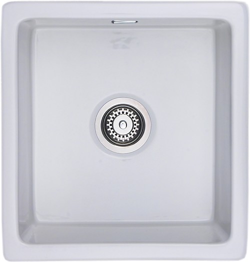 Rangemaster Rustique Undermount Ceramic Bowl - G66528