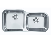 Rangemaster Atlantic 2.0B Undermount Kitchen Sink - G66545