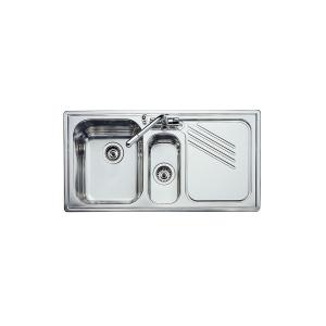 Leisure Sink Proline 1.5B Kitchen Sink Right Hand(SS)-G66706
