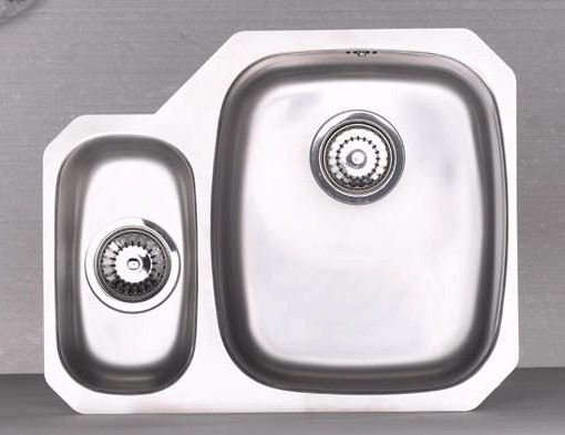 Astracast Opal S3 1.5 Bowl Left Handed Kitchen Sink - G70344