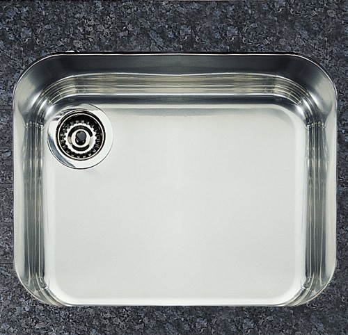 Rangemaster Atlantic Undermount Kitchen Sink - G72955