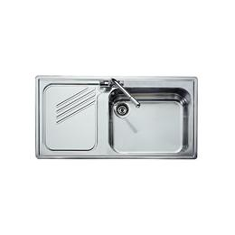 Leisure Sink Proline 1.0B Left Hand Kitchen Sink (SS)-G72968