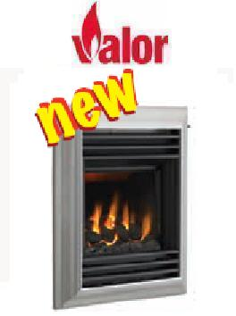 Valor Homeflame Harmony High Efficiency (HE) Coal - Silver - 109791SR